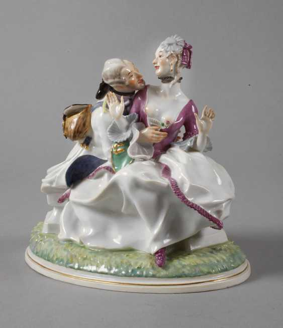 "Meissen ""The Approach"" - photo 1"