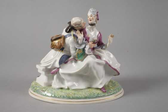 "Meissen ""The Approach"" - photo 3"