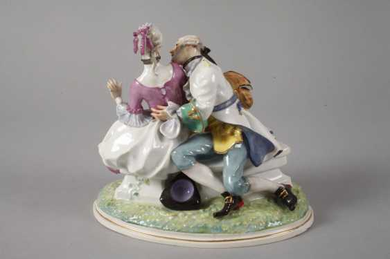 "Meissen ""The Approach"" - photo 4"