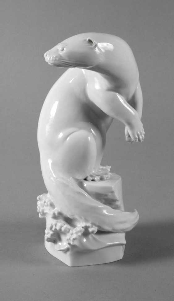 "Meissen ""Otter"" - photo 1"