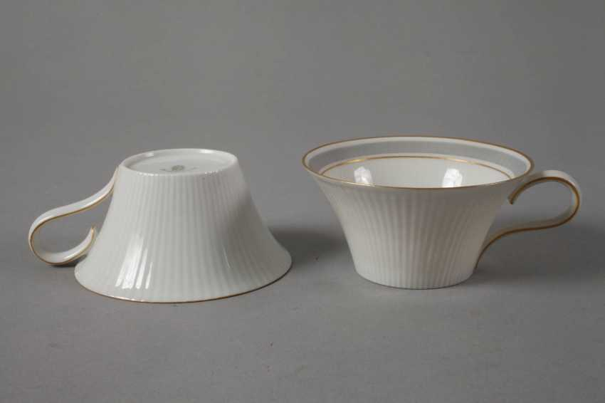 "Nymphenburg Tea Set ""Adonis"" - photo 4"