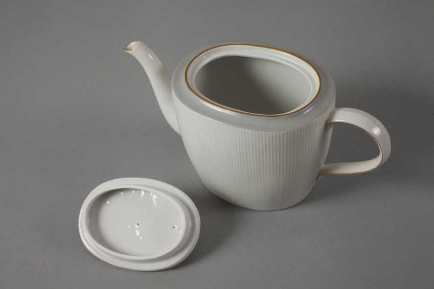 "Nymphenburg Tea Set ""Adonis"" - photo 5"