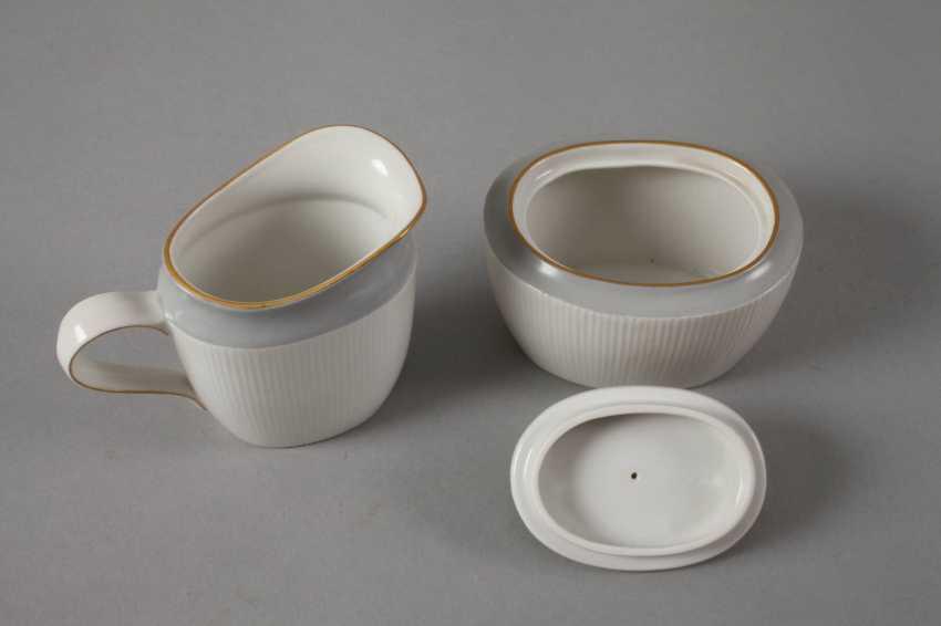 "Nymphenburg Tea Set ""Adonis"" - photo 6"
