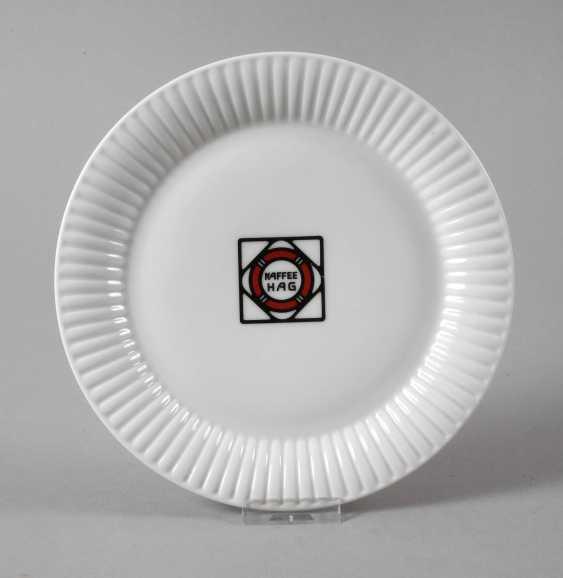 Plate Kaffee Hag Ad - photo 1