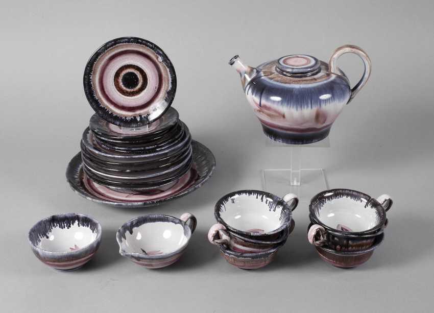 Velten Vordamm Tea Set - photo 1