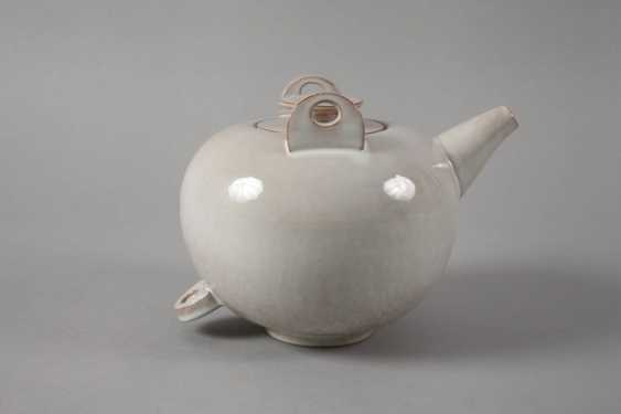 Karlsruhe Teapot By Otto Lindig - photo 2