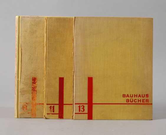 Three Of The Bauhaus Books - photo 1