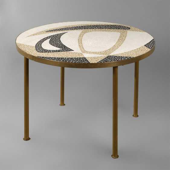 Mosaic table - photo 1
