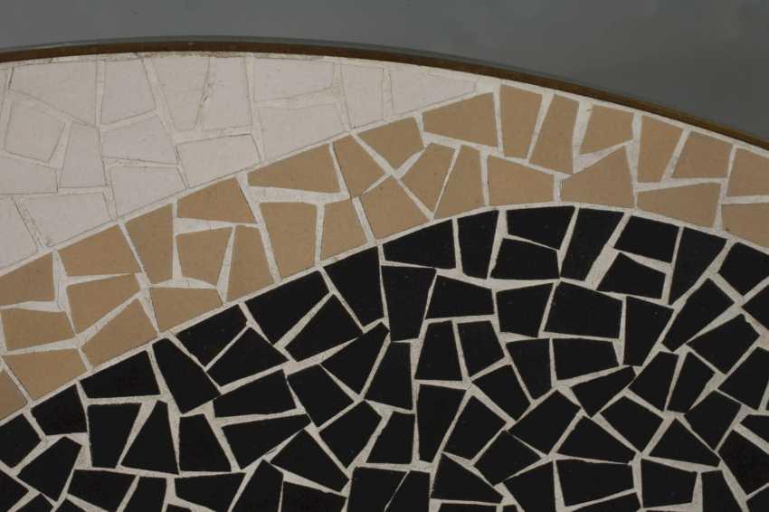 Mosaic table - photo 3