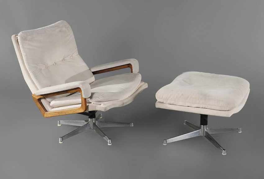 King Chair und King Pouf - photo 1