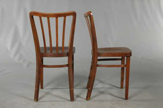 Three Thonet Chairs - photo 2