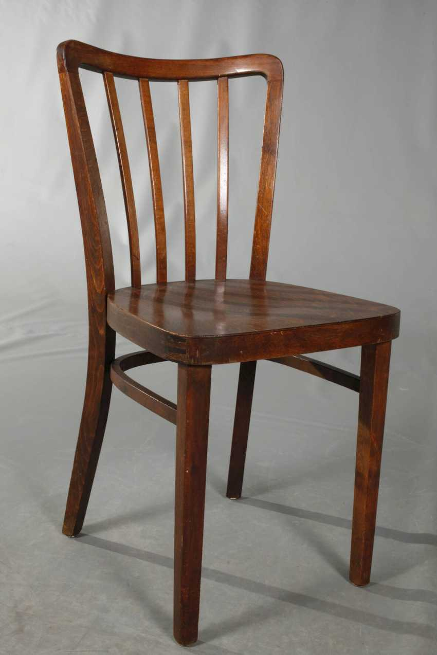Three Thonet Chairs - photo 3