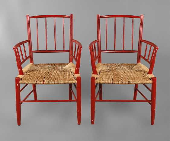 Two Arm Chairs - photo 1