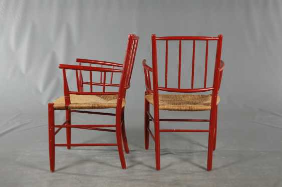 Two Arm Chairs - photo 2