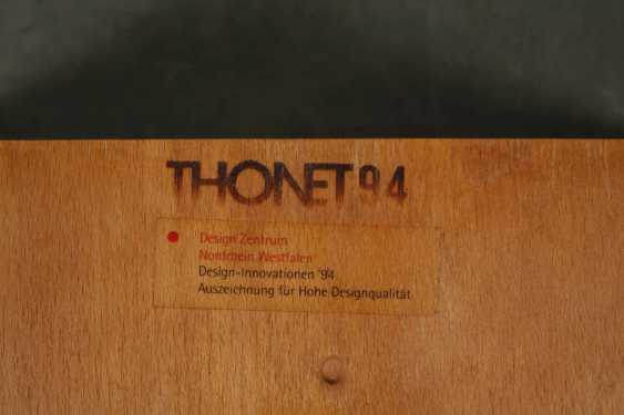 Six Stacking Chairs, Thonet - photo 4