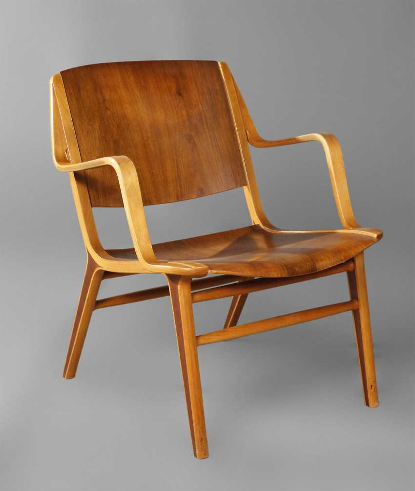Plywood Chair Thonet - photo 1