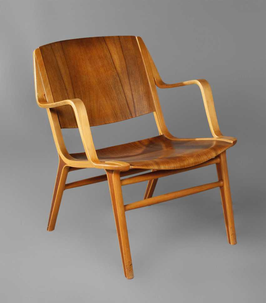Plywood Chair Thonet - photo 1