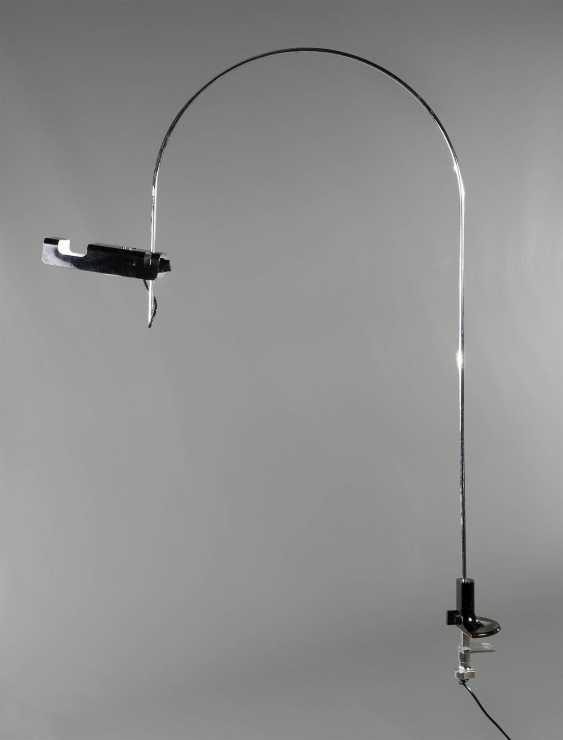 Joe Colombo large table clamp lamp - photo 1