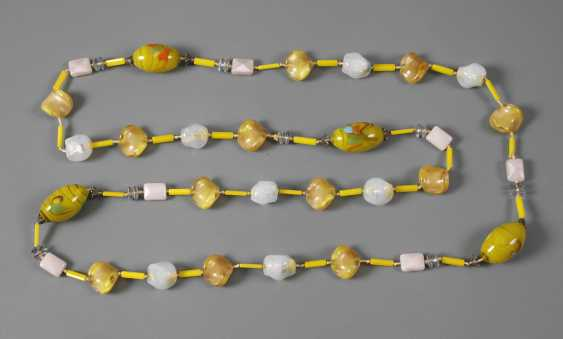 Long Glass Necklace - photo 1