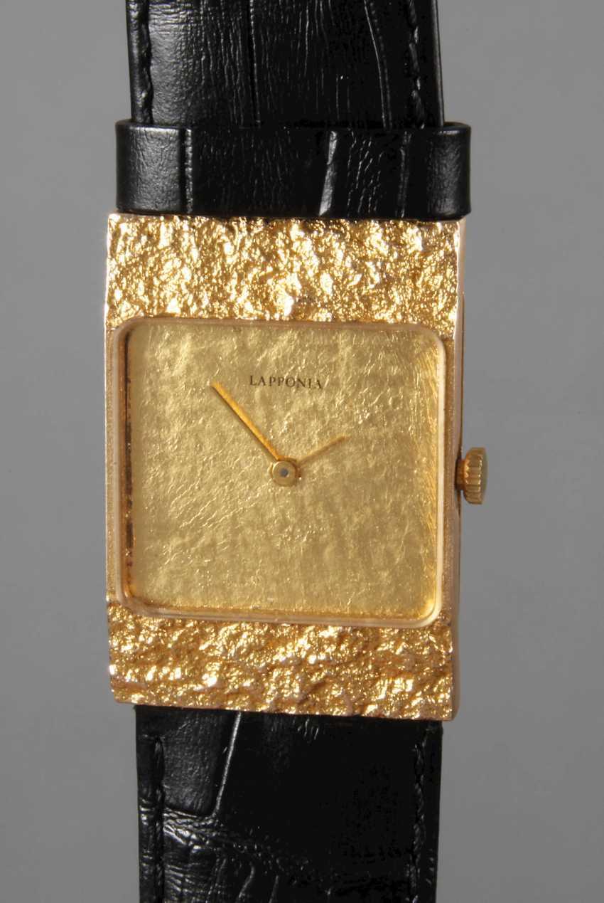 Men's Wristwatch Lapponia - photo 1