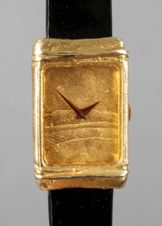 Ladies Wrist Watch Gold - photo 1