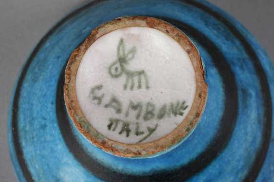Guido Gambone Bowl Italy - photo 3