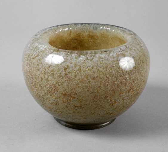 Bowl Bubble Glass - photo 1