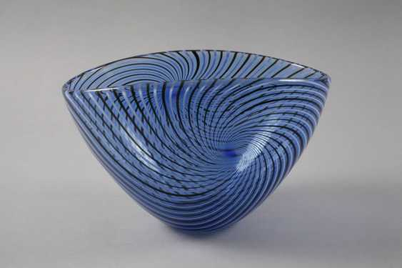 Murano Bowl Seguso Viro/Stand Venini - photo 2