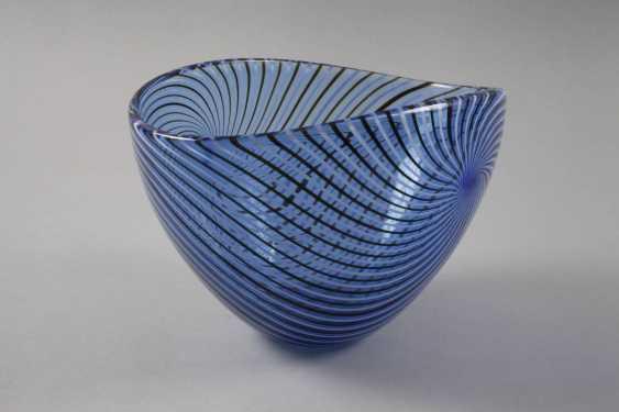 Murano Bowl Seguso Viro/Stand Venini - photo 3