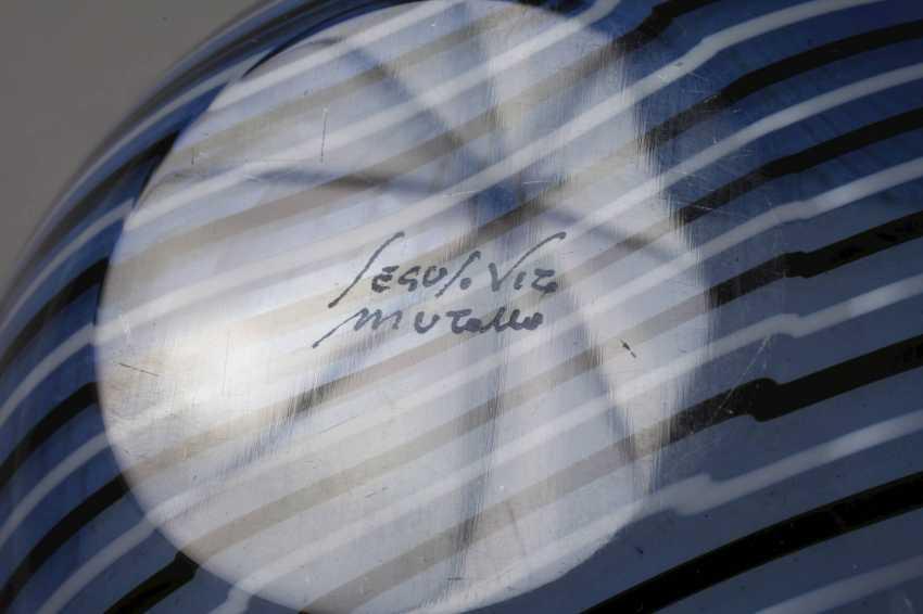 Murano Bowl Seguso Viro/Stand Venini - photo 4