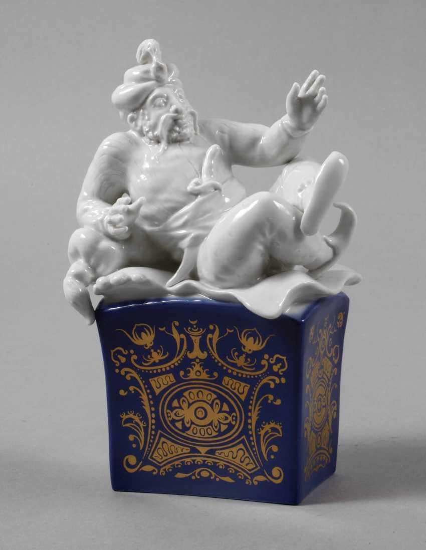 """Meissen """"King Schehereban"""" - photo 1"""
