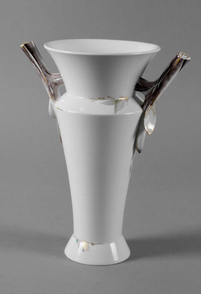"Meissen ""Design Vase"" - photo 1"