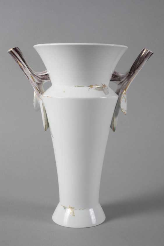 "Meissen ""Design Vase"" - photo 3"
