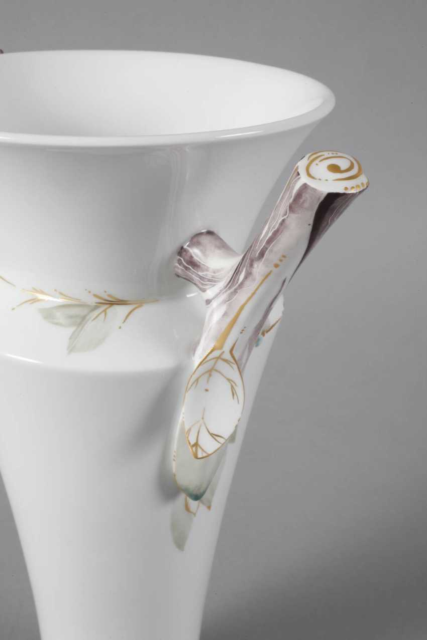 "Meissen ""Design Vase"" - photo 4"