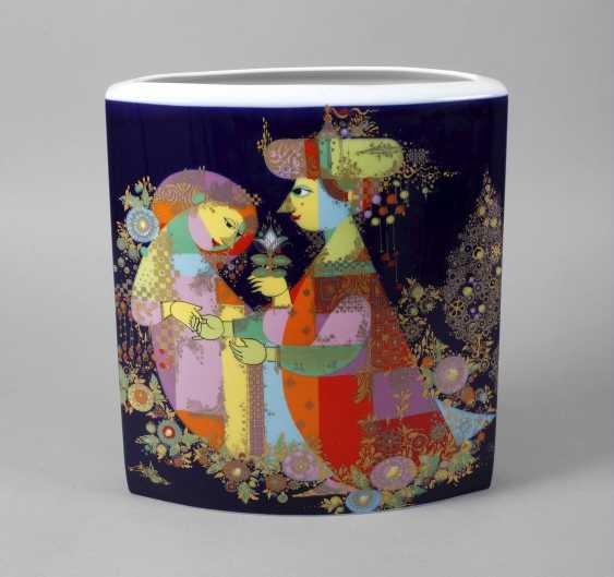 "Rosenthal large vase ""1001 night"" - photo 1"