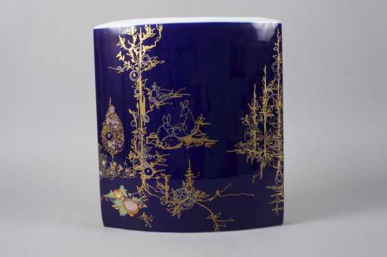 "Rosenthal large vase ""1001 night"" - photo 3"