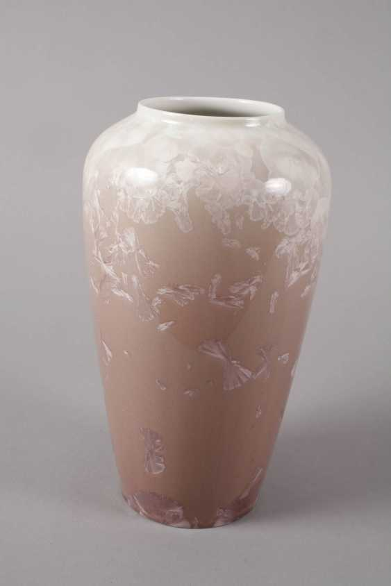 Tettau Crystal Glaze Vase - photo 3