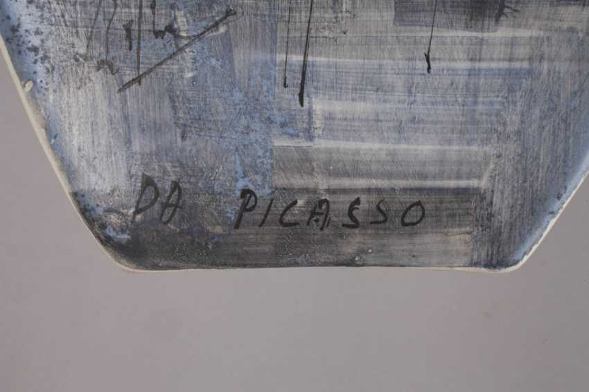 Ceramic shell after Picasso - photo 3
