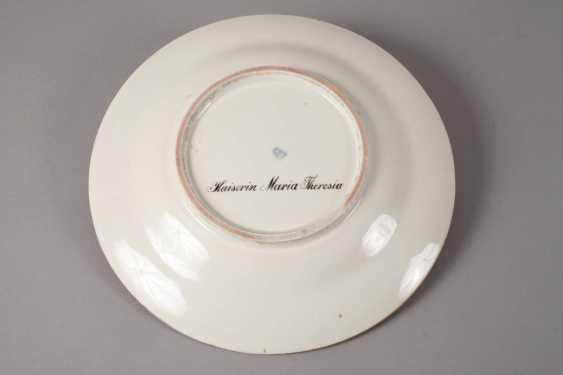 "Old Vienna Plate ""Empress Maria Theresia"" - photo 3"