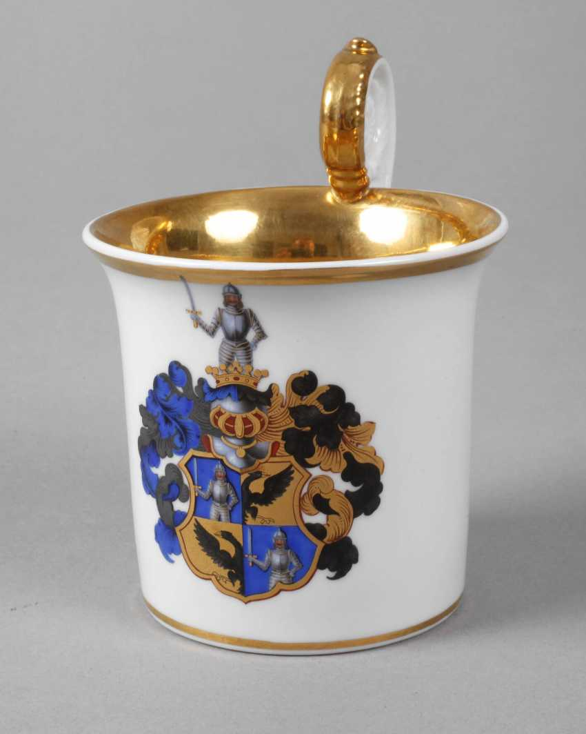 KPM Berlin coat of arms mug - photo 1