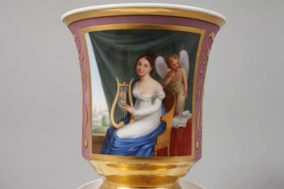 KPM Berlin neo-classical image of a Cup of - photo 5