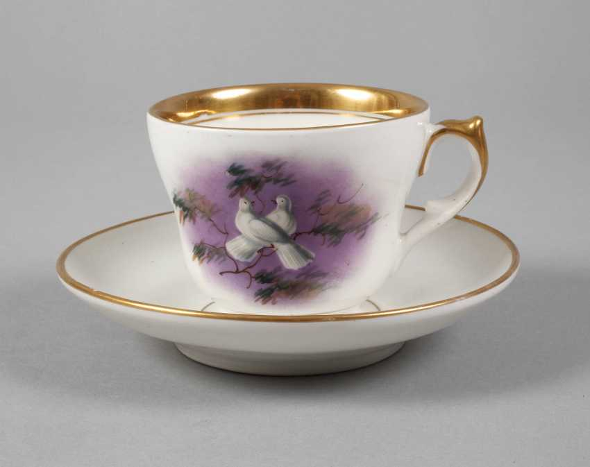 Krister collection Cup with dove motif - photo 1