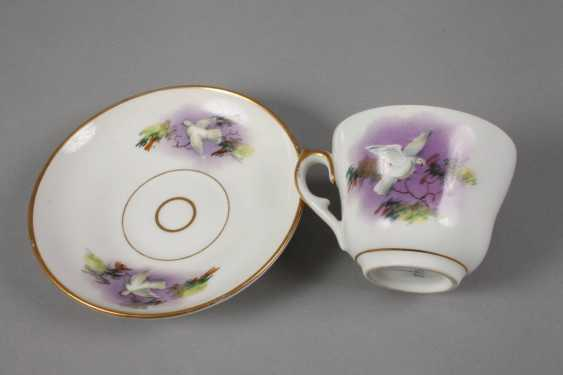 Krister collection Cup with dove motif - photo 4