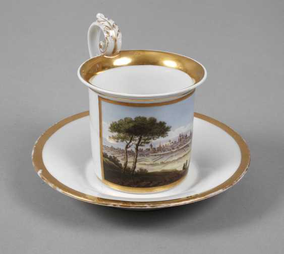 Meissen View Cup - photo 1