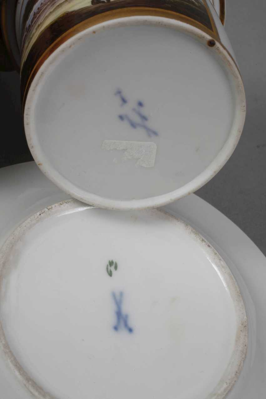 Meissen View Cup - photo 3