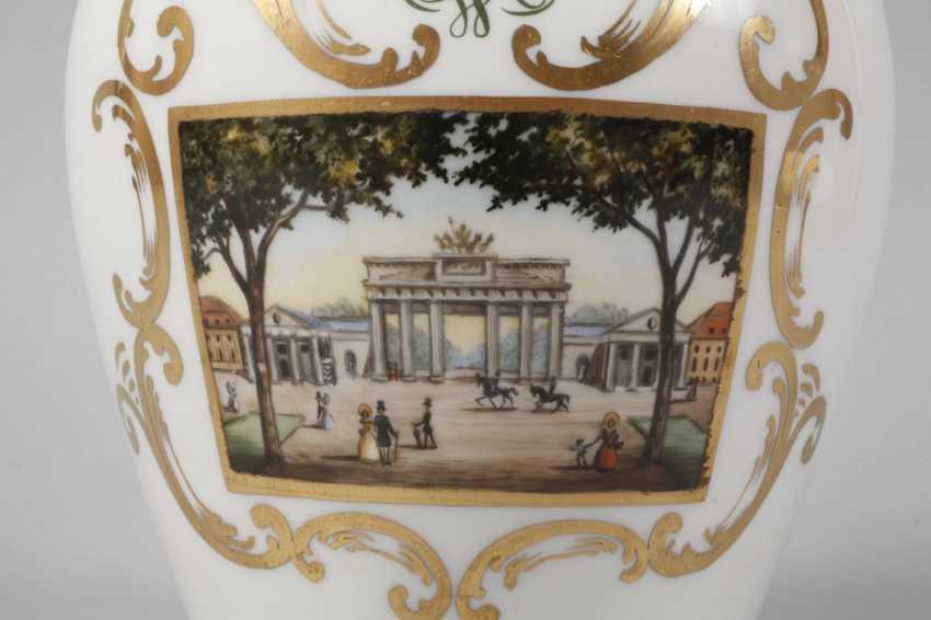 Посмотреть Кувшин Бранденбургские Ворота - фото 6
