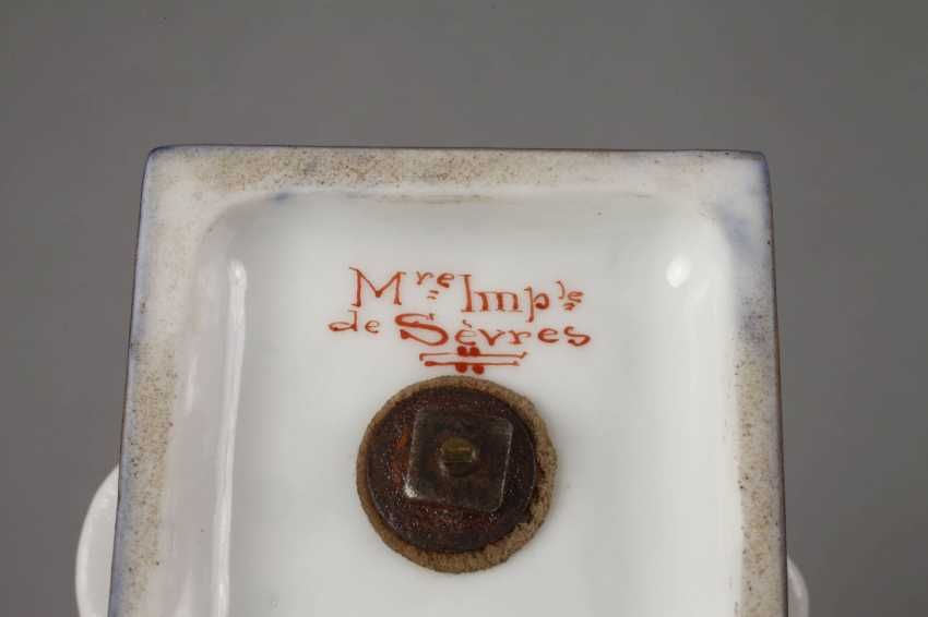 """Sevres small bust """"Josephine"""" - photo 4"""