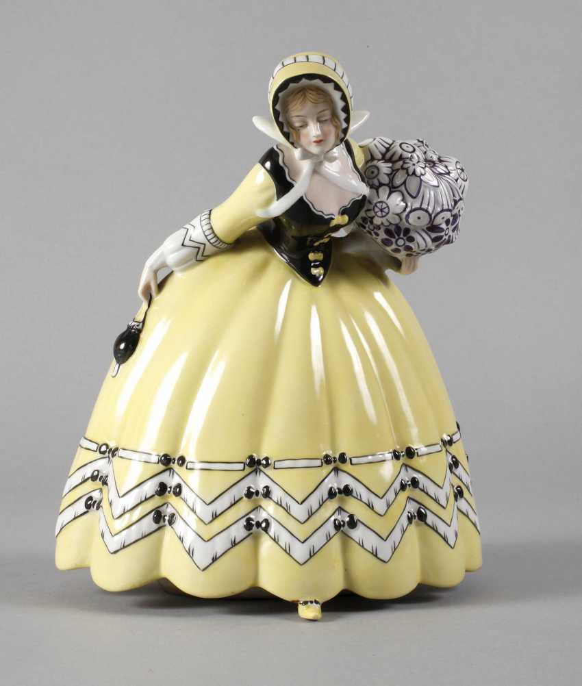 "Fraureuth ""Biedermeier Lady"" - photo 1"