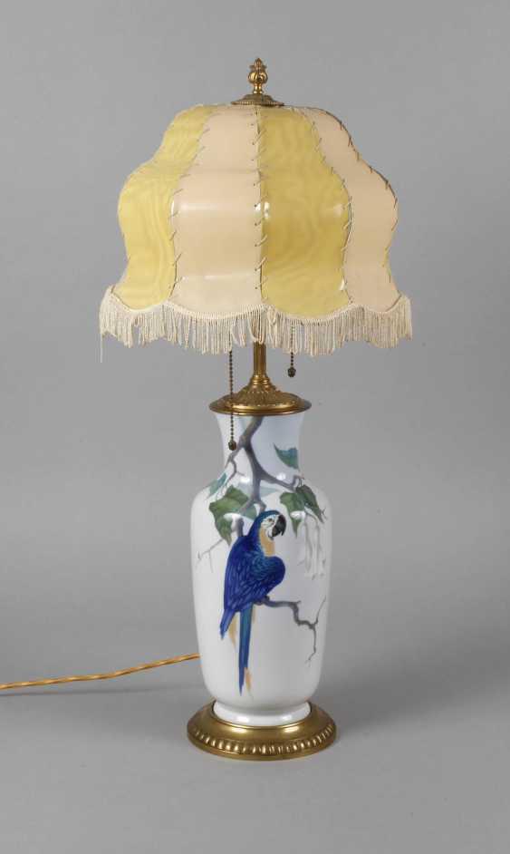 Fraureuth Lampe - photo 1