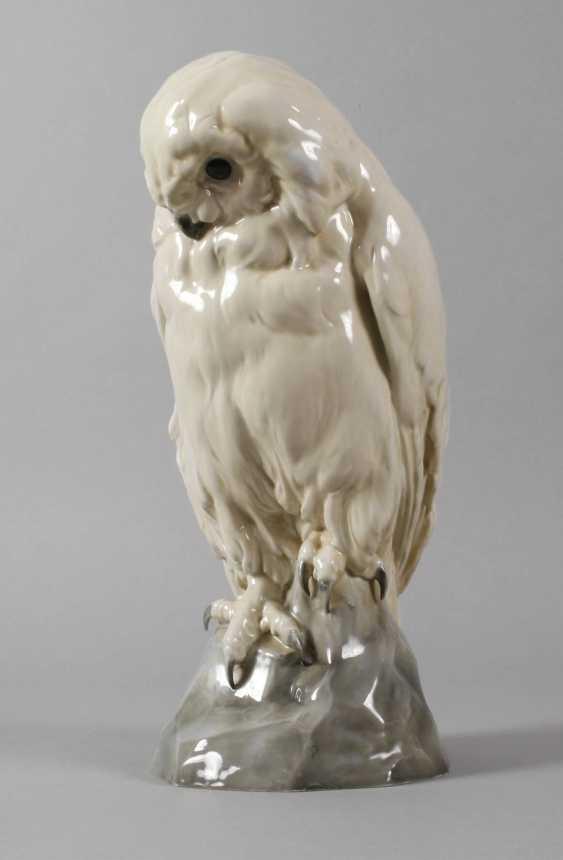 "Heubach Lichte great ""snow owl"" - photo 1"